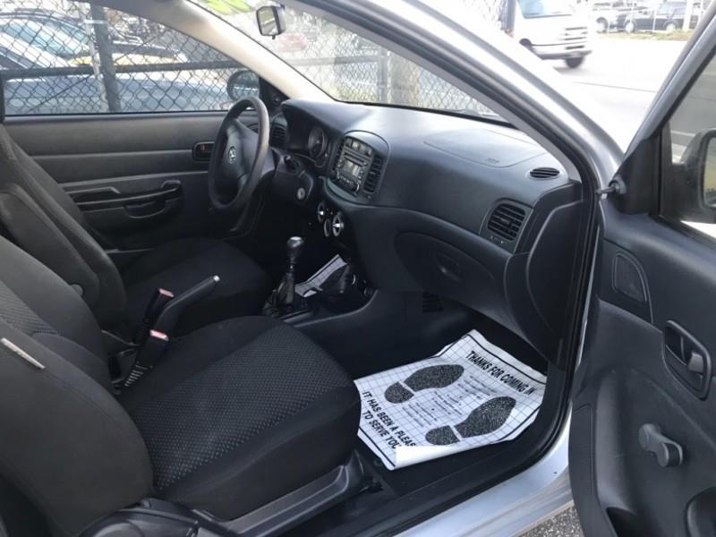 Hyundai Accent 2007 price $1,995