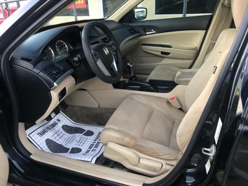 Honda Accord Sdn 2012 price $4,995