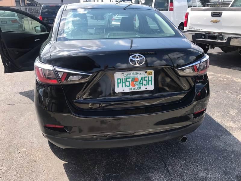Toyota Yaris iA 2017 price $8,995