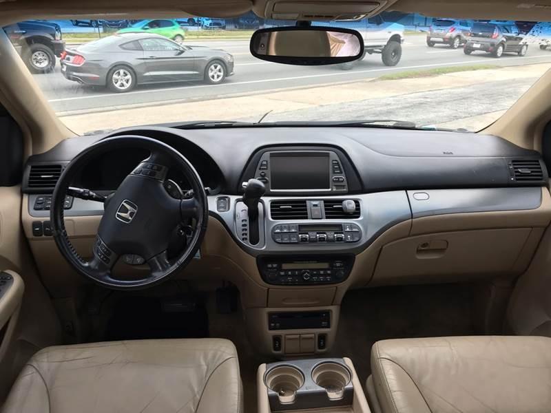 Honda Odyssey 2005 price $1