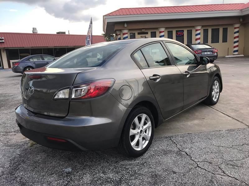 Mazda MAZDA3 2010 price $3,995