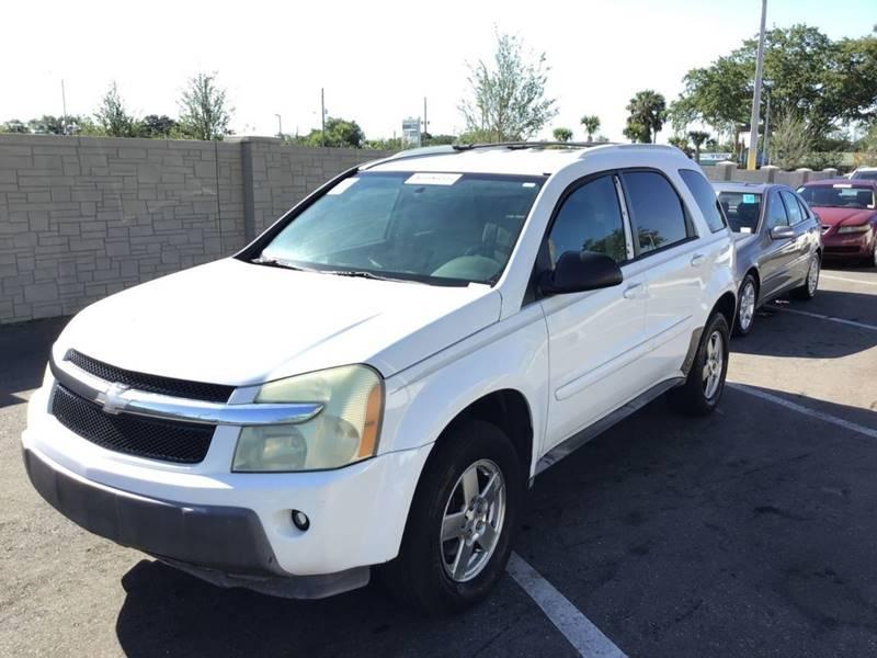 Chevrolet Equinox 2005 price $2,695