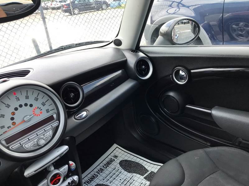 MINI Cooper 2008 price $2,595