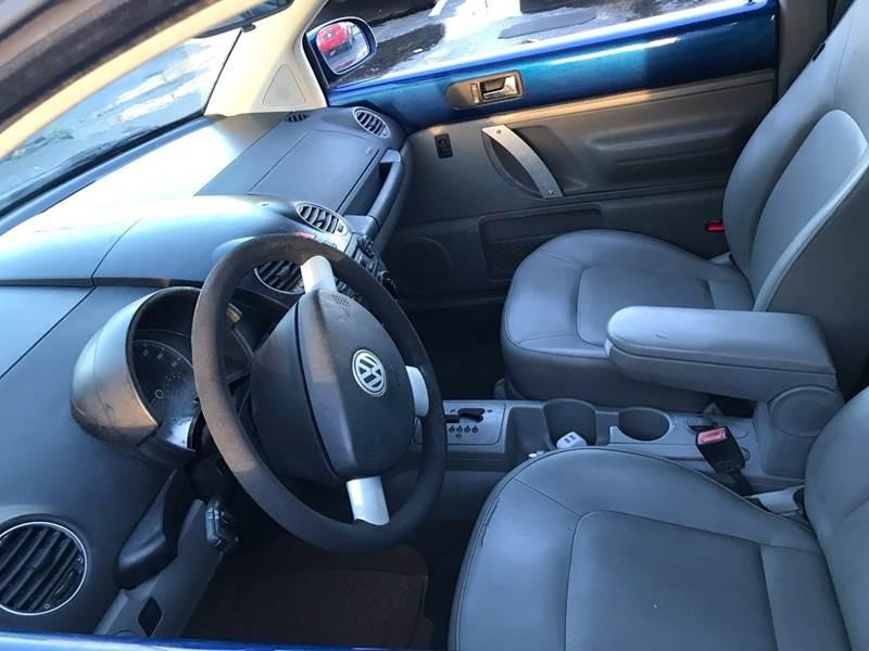Volkswagen New Beetle 2008 price $1,995
