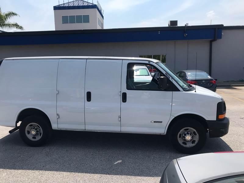 Chevrolet Express Cargo 2005 price $4,995