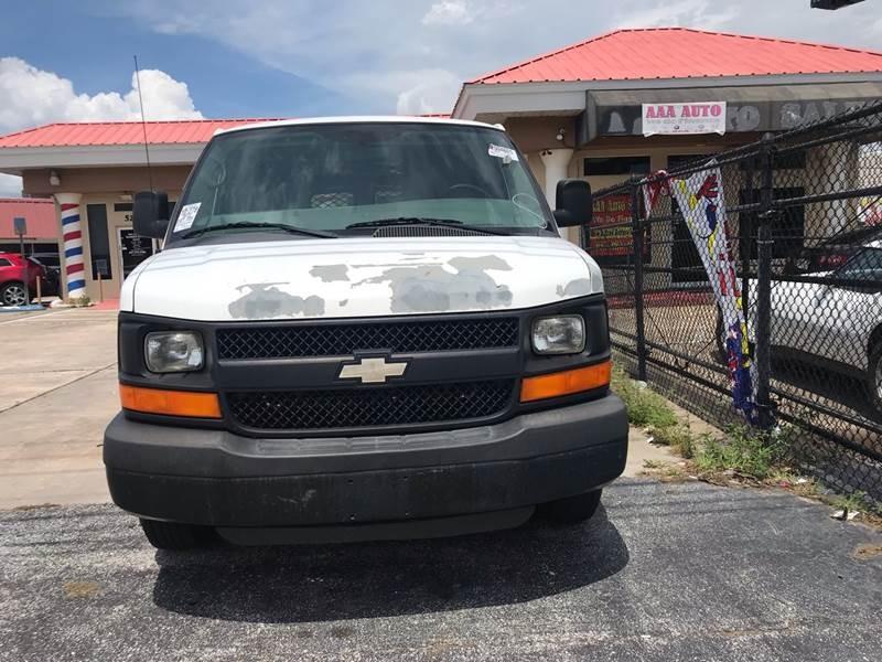 Chevrolet Express Cargo 2012 price $5,495