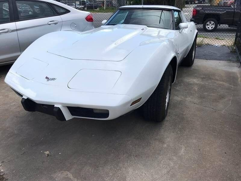 Chevrolet Corvette 1979 price $8,995