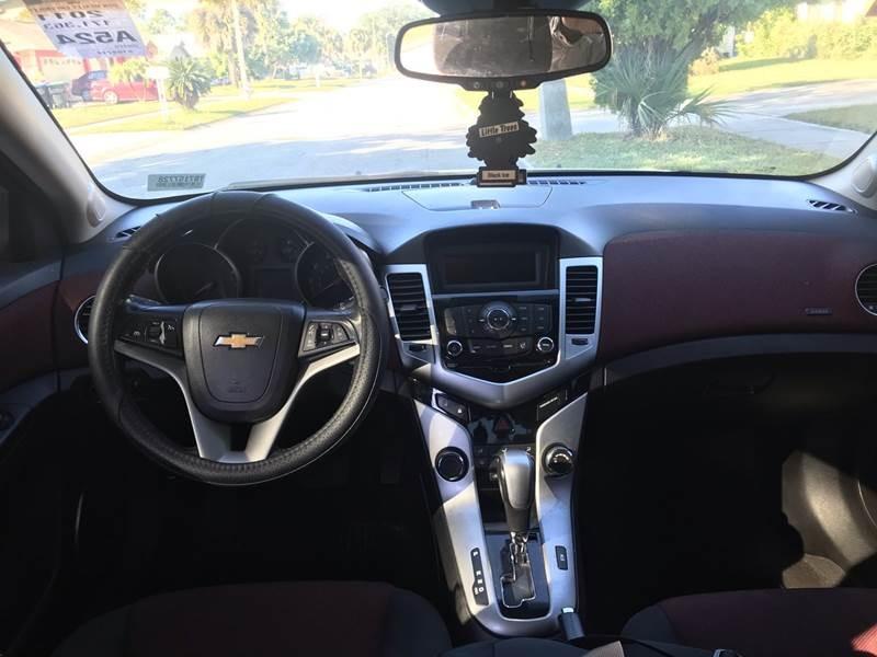 Chevrolet Cruze 2011 price $3,695