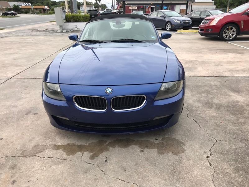 BMW Z4 2007 price $6,900