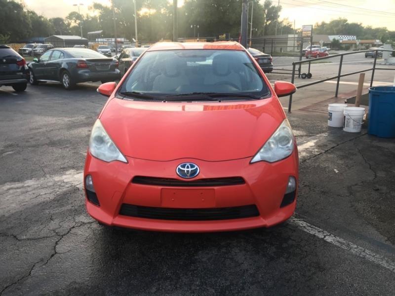 Toyota Prius c 2012 price $3,995