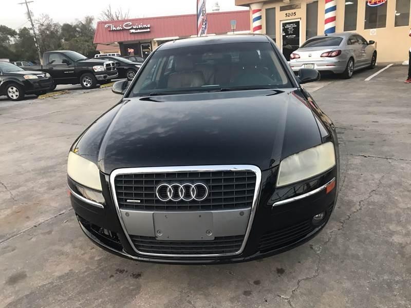 Audi A8 L 2006 price $4,995