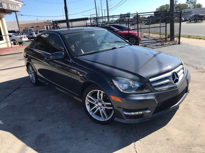 Mercedes-Benz C-Class 2013 price $6,995