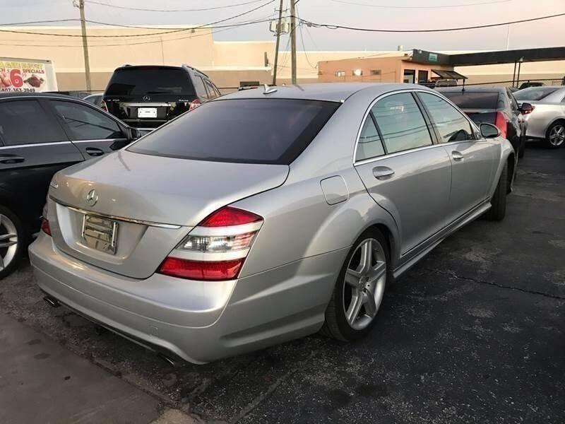Mercedes-Benz S-Class 2008 price $7,995