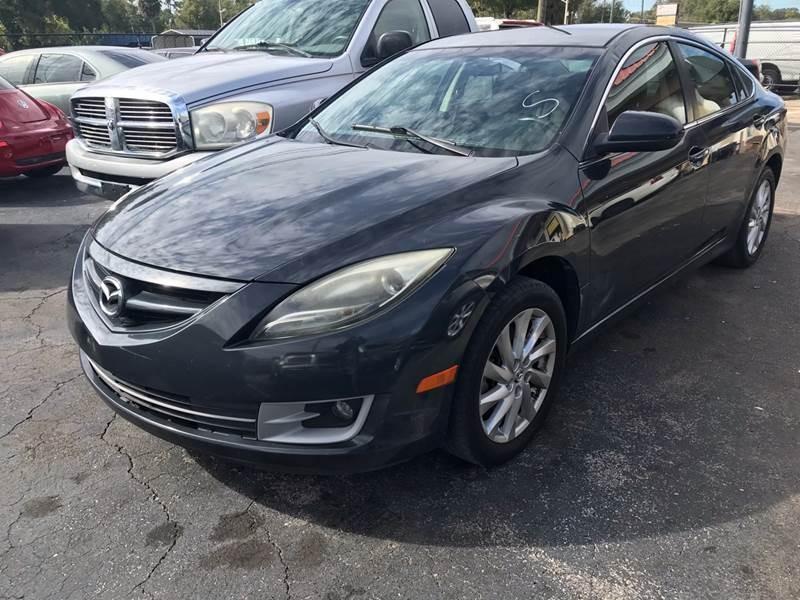 Mazda MAZDA6 2012 price $2,995
