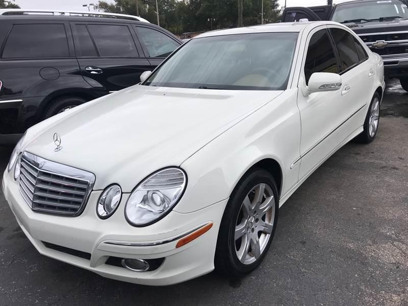 Mercedes-Benz E-Class 2007 price $4,995