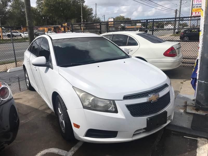 Chevrolet Cruze 2011 price $2,995