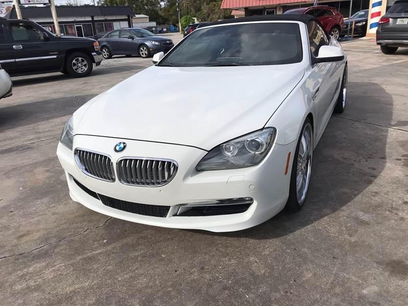 BMW 6 Series 2012 price $21,995