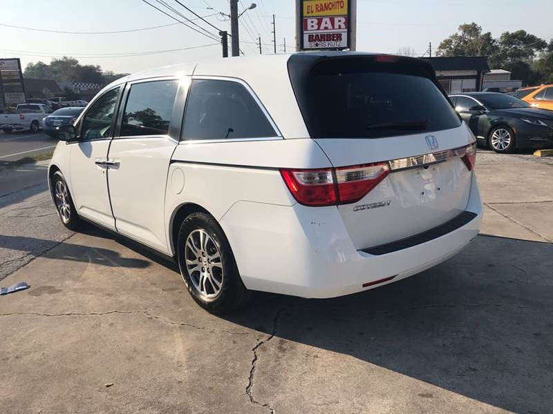 Honda Odyssey 2012 price $7,998