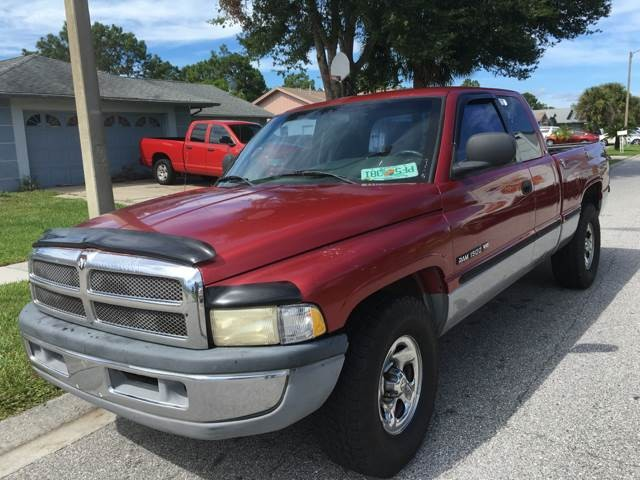 1999 dodge ram pickup 1500 st 4dr extended cab lb aaa auto sale auto dealership in orlando. Black Bedroom Furniture Sets. Home Design Ideas