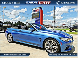 BMW 435I Convertible Hard Top 2014