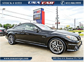 Mercedes-Benz CL63 AMG Performance Package 2009
