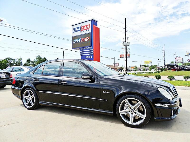 2007 Mercedes Benz E63 Amg Sport Inventory Usa Car