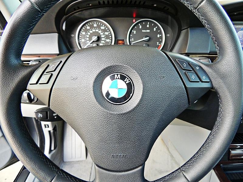BMW 5-Series 2010 price $10,900
