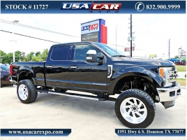 Ford F-250 Lariat Lifted 4X4 2017