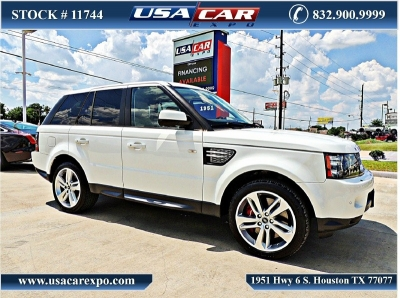 2013 Land Rover Range Rover Supercharged Sport 4WD