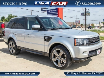 2013 Land Rover Range Rover Sport HSE 4WD