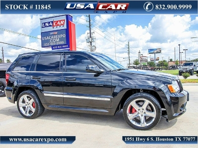 2010 Jeep Grand Cherokee 4WD SRT-8