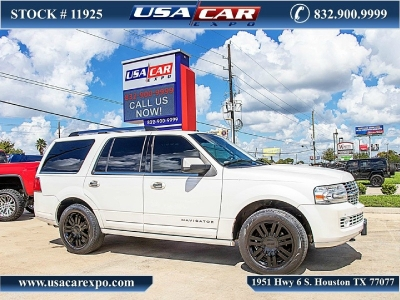 2011 Lincoln Navigator Ultimate Package