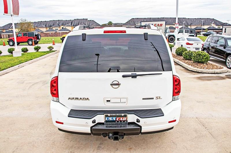 Nissan Armada 2012 price $16,990