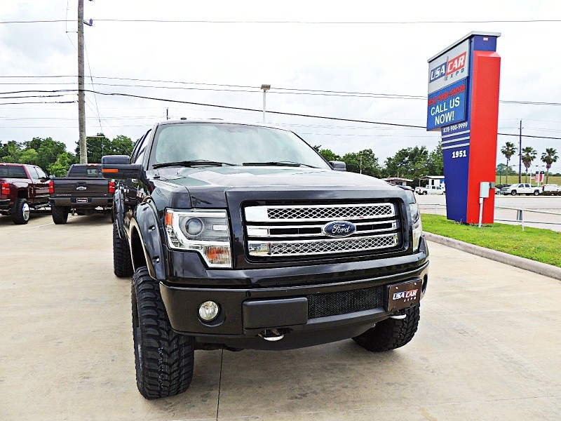 Ford F-150 2013 price $30,900