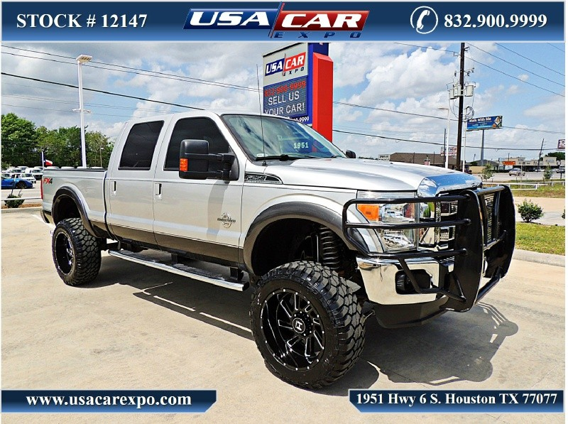 2016 Ford F250 >> 2016 Ford F 250 Lariat 4x4 Lifted 4wd Crew Cab 156 Lariat