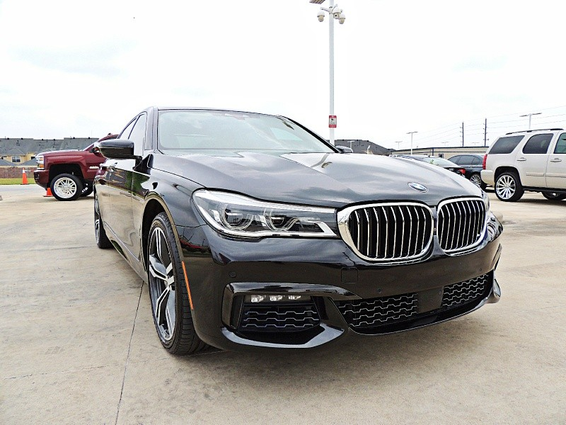BMW 7-Series 2016 price $37,900