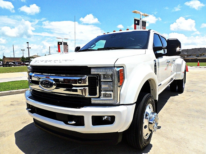 Ford Super Duty F-450 DRW 2017 price $58,500