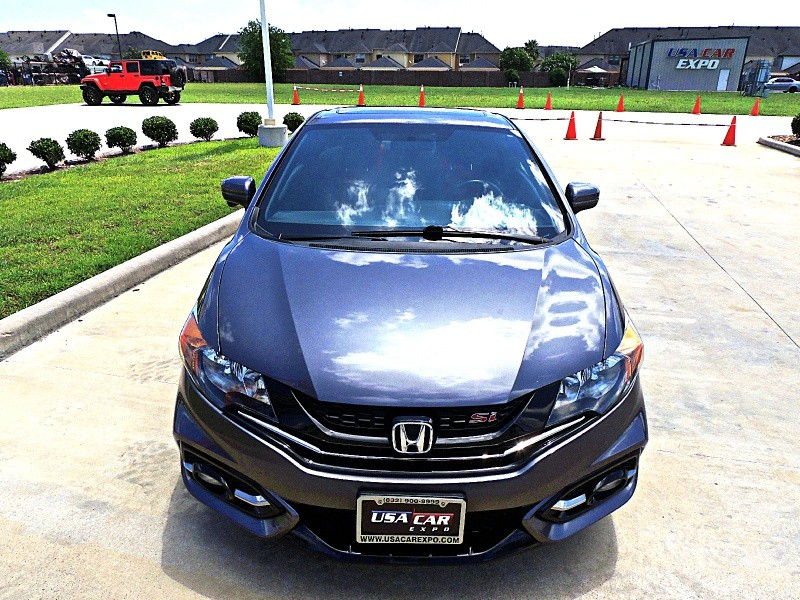 Honda Civic Coupe 2015 price $17,800