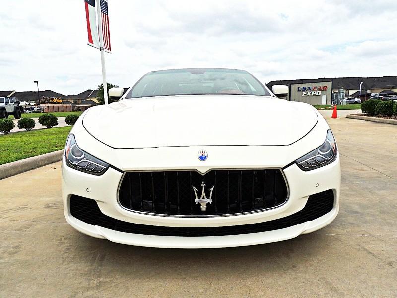 Maserati Ghibli AWD 2015 price $34,850