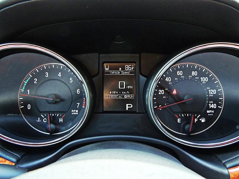 Jeep Grand Cherokee 2012 price $12,900
