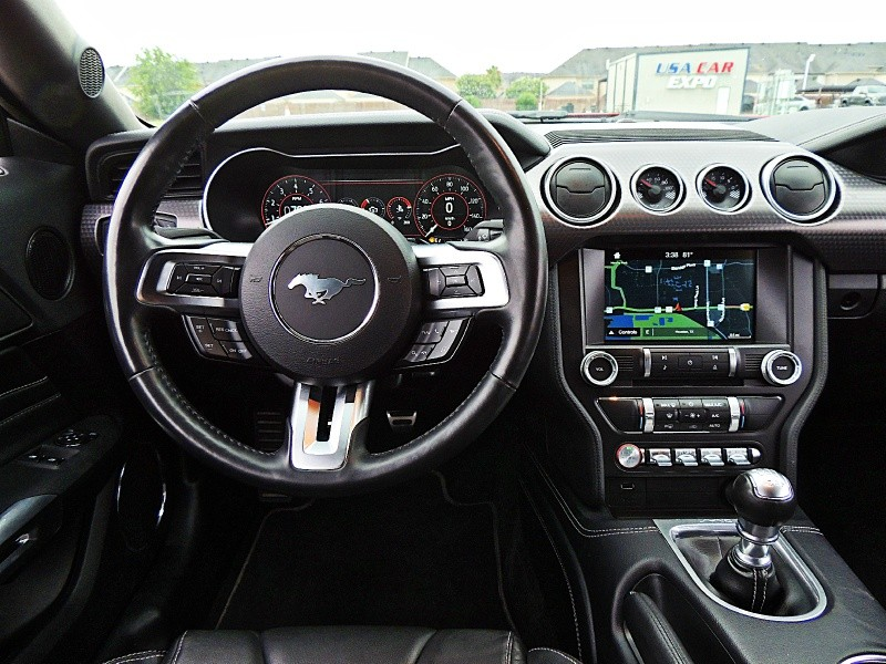 Ford Mustang 2018 price $38,850