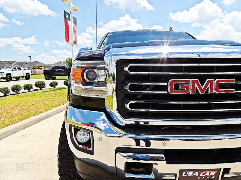 GMC Sierra 2500HD 2015 price $45,750