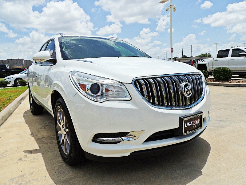 Buick Enclave 2016 price $20,850