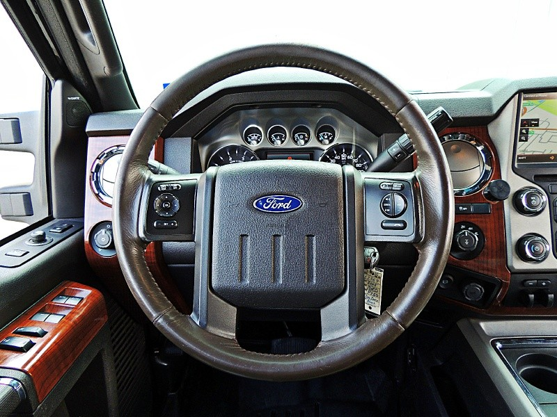 Ford F-250 King Ranch 4X4 2015 price $35,900
