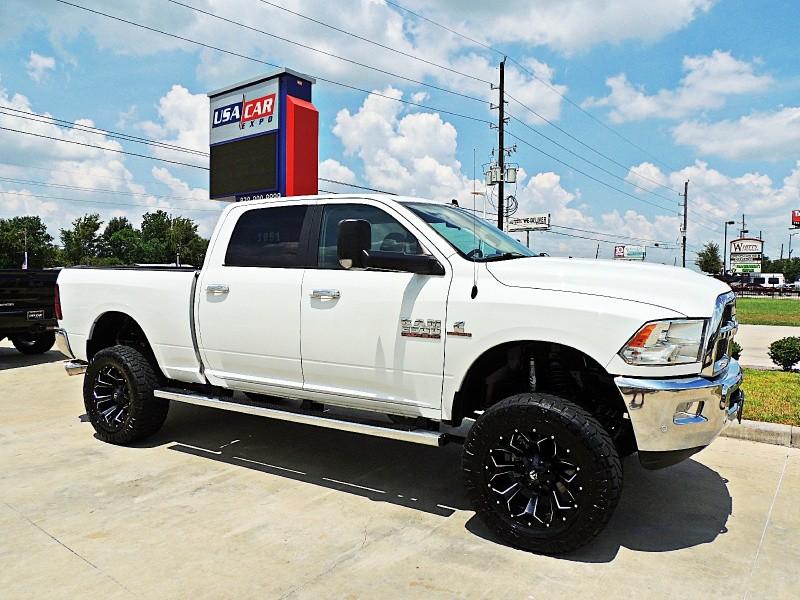 RAM 2500 2016 price $41,900