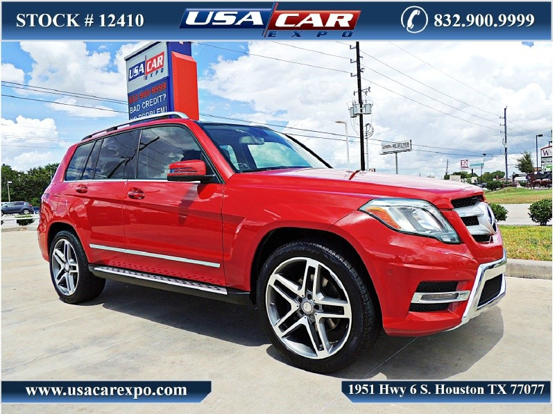 2014 Mercedes-Benz GLK-Class GLK 350 AMG Sport Package