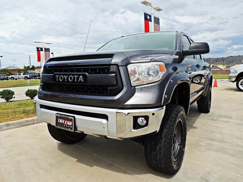 Toyota Tundra 1794 4X4 Lifted 2015 price $35,900