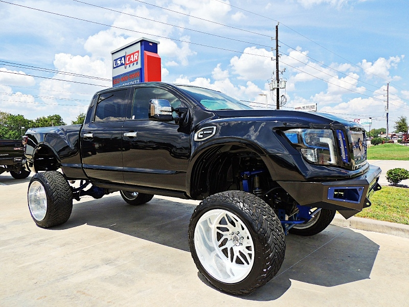 Lifted Titan Xd >> 2016 Nissan Titan Xd Diesel Platinum Reserve Platinum Reserve 4x4 Lifted