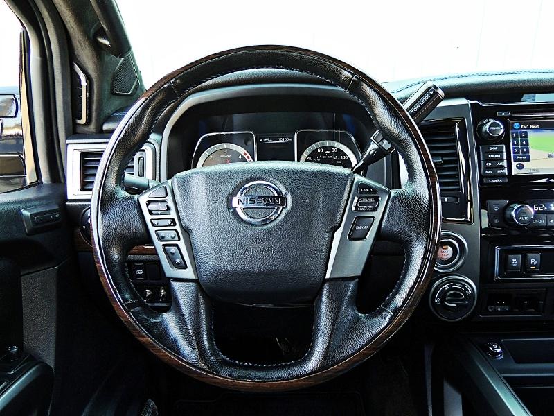 Nissan Titan XD Diesel Platinum Reserve 2016 price $59,900