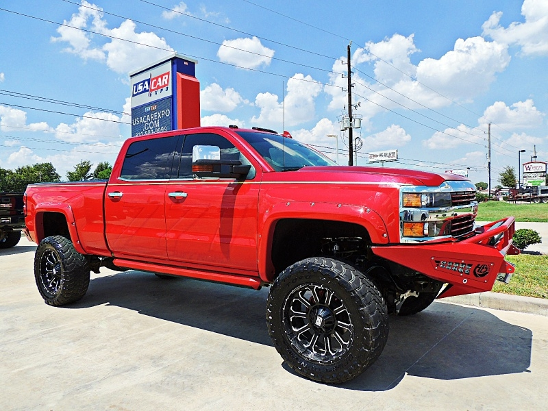 Chevrolet Silverado 2500HD 2015 price $46,900